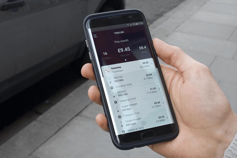 Car Insurance App Timeline