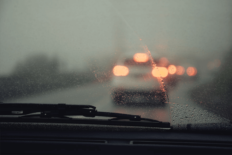 Windscreen traffic car