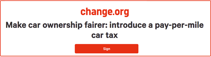Car Tax Petition