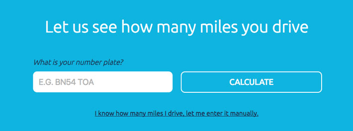 How Many Miles Do You Drive?
