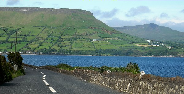 Lane to Portrush