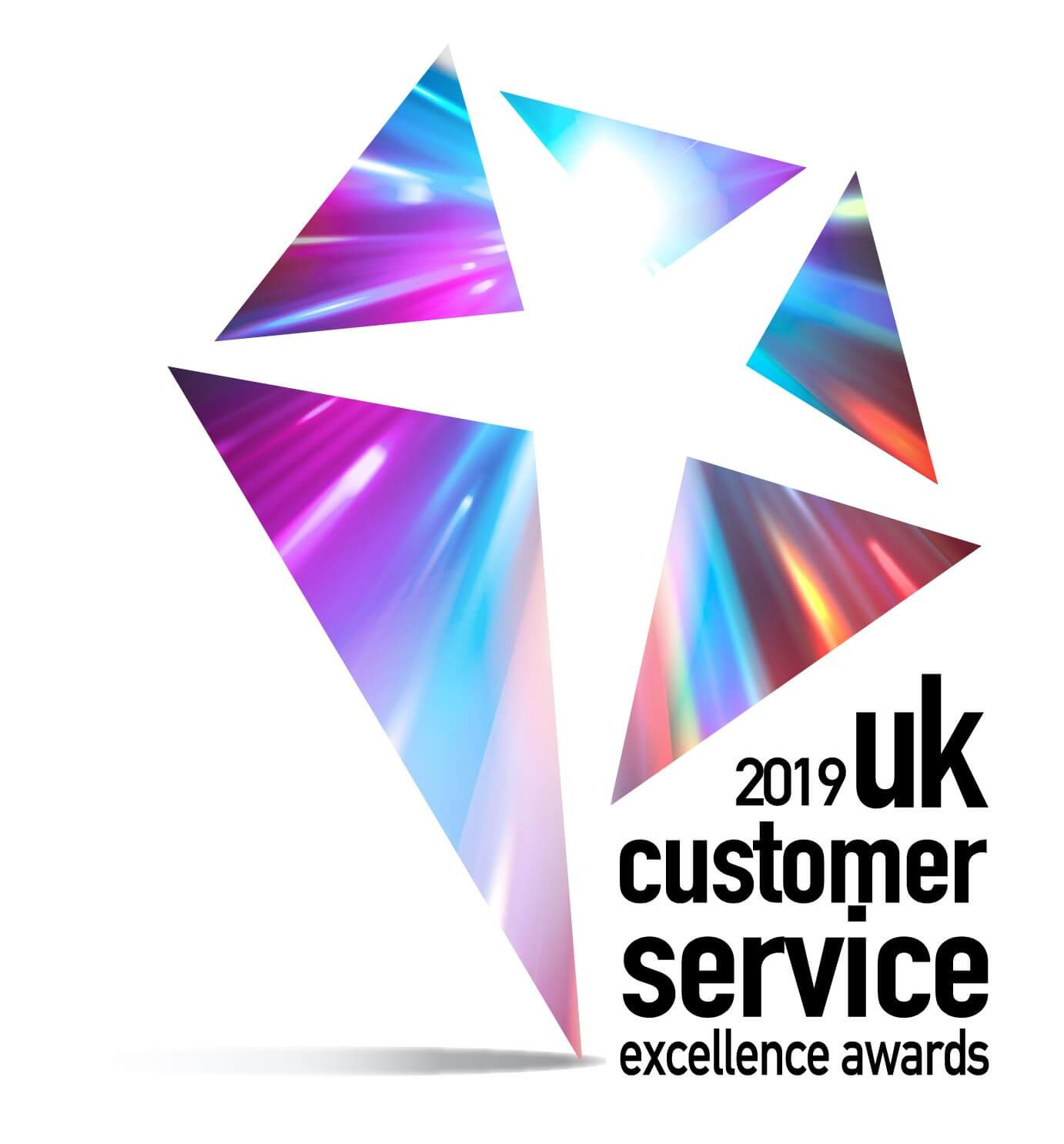 UK Customer Service Excellence Award 2019